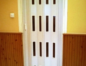 Harmonika ajtó