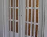 kétfelé nyíló harmonika ajtó