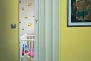 harmonika ajtó gyerekszobán